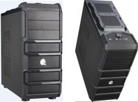 Case ATX Midi Tower SAMA i03 Gaming Black w/o PSU