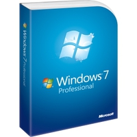 Software OS Windows 7 Pro 32/64Bit GGK English Legalization DSP