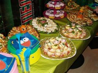 Сендвичи Ѕверчиња - кетеринг Тетка Биберче