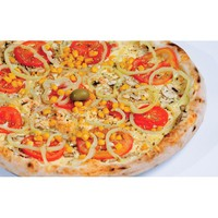 бар БУРЕ Пица VEGETARIJANA pizza in PizzaBar BURE -Bitola