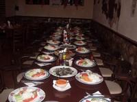 Кашкавал во Клуб ресторан Гламур