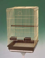 Кафез за Птици Жако 40x48x74 cm Злато