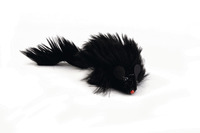 Играчка за маче глувче 7,5 см долго влакно