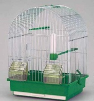 Кафез за Птици Сенди 32x25x38cm Хром