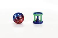 Играчка топче и цилиндар за маче