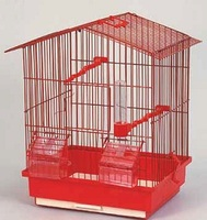 Кафез за Птици Канди32x25x38cm Злато