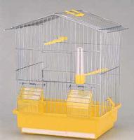 Кафез за Птици Канди 32x25x38cm Хром