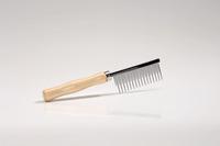 Чешел со дрвена рачка Комбиниран