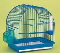 Кафез за Птици Лео 23x18x22cm Злато