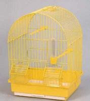 Кафез за Птици Сенди 32x25x38cm Злато
