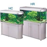 Аквариум HC/HR-1280 Црн + Сталажа