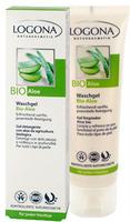 Гел за чистење на лице за сите видови на кожа - органско алое