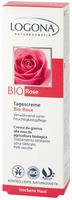 Дневна крема за сува кожа - органска ружа