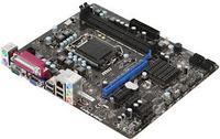 H61M-P20(G3), s.1155, Intel ®H61(B3),  DDR 3, Max 16 GB, SATA II 4, VGA Max Share Memory ()1759, LAN 10/100*1