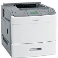 T652DN, A4 Mono Laser, 48ppm, 500MHz, 128MB, Ethernet, Duplex, Front USB, Optional HDD, DC 225K