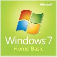 Windows 7 Home Basic  64-bit OEM DVD