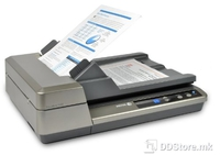 XEROX DocuMate 3220, A4, Flatbed + ADF, 23ppm, Duplex, 600 dpi, USB 2.0, Visioneer OneTouch, TWAIN/WIA, Nuance PaperPort, OmniPage Pro, max 1500 pages per day, 1 year warr