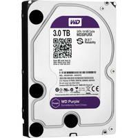 HDD 3TB WesternDigital, I.P. rpm, 64MB Cache SATA-3, 6.0Gb/s, Purple Surveillance, WD30PURX