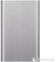 """HDD External 2.5"""" 500GB USB 3.0 Sony HD-SG5S Slim Silver"""
