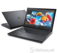 """DELL NB Inspiron 5567, Intel Core i5-7200U (up to 3.10 GHz, 3M Cache), 15.6"""" HD (1366x768) WLED with TL, 8GB (1x8GB) DDR4, 1TB Sata HDD, AMD R7 M445 GDDR5 2GB, DVD+/-RW, Wireless, BT, Ubuntu 16.04, 3-cell, Black, 3Y"""