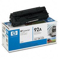 HP Toner  HP LaserJet C4092A Black Print Cartridge