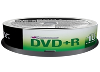 SONY 10DPR47SP, 10x DVD+R 4.7GB Spindle (120min)