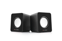 LOGIC 2.0 Speakers LS-09, Color: Black, Output power: 3W x 2, Interface: 3.5 mm audio jack, Power Voltage: USB