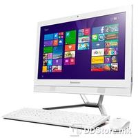 "IdeaCentre 300-22ISU AIO White Intel® Core™ i3-6006U Processor (3M Cache, 2.00 GHz)/ 4GB DDR3/ 1TB HDD/ 21.5"" FHD LED + 720p HD Camera/DVD_RW/ Nvidia GeForce 920A 2GB/ HDMI/ DOS/ Wireless Keyboard + Mouse"