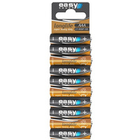 EasyTouch Super Heavy Duty Batteries AA ET-R06 (R6) 10pcs