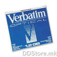 """Verbatim MO 5.25"""" 1024b/s 2.6GB Rewritable"""