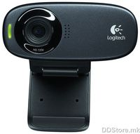 Logitech C310, Tehnologija CMOS, Rezolucija slike 5MP, Rezolucija videa HD 1280x7208, Sučelje USB,  Integrirani mikrofon da with Logitech RightSound™ technology