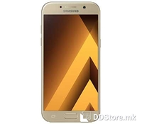 Samsung SM-A520 Galaxy A5 NEW 2017, Gold, 5.2 Inch Super AMOLED capacitive touchscreen (~71.4% screen-to-body-ratio), Resolution: 1080 x 1920 pixels (Full HD), 16 Millions colors, Multitouch, Chipset: Exynos, 7880, Octa Core Processor 1.9 GHz, GPU: M