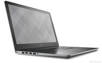 "DELL Vostro 5468, 14"" HD, i5-7200U, 8GB DDR4 (2400MHz), 256GB SSD, Cam + Mic, 3 cell, WiFi + BT,EraGray Matte Metallic, Ubuntu, 3Yrs"