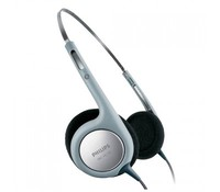 Philips SBCHL140/10, Lightweight Headphones, On-ear, Gray