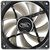 Case Fan 120x120x25 DeepCool Wind Blade 120 1300rpm Semi-transparent Black/Blue LED