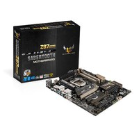 ASUS SABERTOOTH Z97 MARK 2, Socket: Intel® 1150, Chipset: Intel® Z97, DDR3, 1866MHz