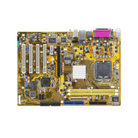 ®P5VD2-X, LGA775, VIA PT890, 1066/800/533, Memory DDR2 533/400, Graphic PCI-E x16, SATA*2(RAID 0, 1, JBOD), SATA II*2(RAID 0, 1, JBOD, one is External SATA), 1394 0, Audio 6-CH(HD), Lan Gb Realtek, ATX