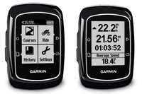 GARMIN Edge 200, Bike mount, GPS enabled, HotFix® satellite prediction, Tracks speed, location, time, distance and calories burned, Courses option (challenge your times on previous rides), Virtual partner, Auto pause, Auto Lap, Auto Scroll, History