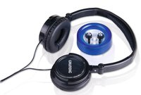 Grundig Headphones + Earphones  2in1, model 38631