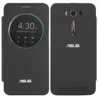 Flip Case for Asus Zenfone 2 Laser ZE500KL Leather Black