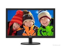 "21.5""  223V5LHSB2    5ms,  Slim Design, HDMI, VGA, Smart Contrast 10.000 000:1, Smart Control Lite, Black"