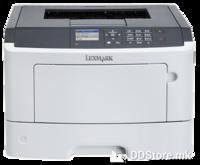 LEXMARK MS415dn,  A4 Mono Laser, 40ppm, 800MHz, 256MB, Gigabit Ethernet, Duplex, DC 80K