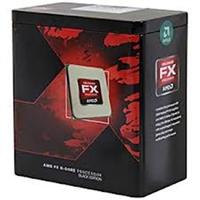 AMD® FX-8350, (X8 Socket AM3+, 4000 MHz, L3 cache 8MB) BOX