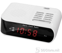 Digital Tuner & Alarm Clock Trevi RC 827D White