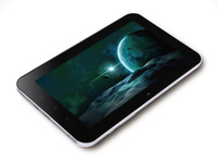 "KTC 700P11A 7"" Tablet, Android 4.0, Multitouch five points capacitive touchscreen, 800x480 resolution, 8GB, 512MB DDR3, Camera built in front, Built in microphone and 1W speaker, Wifi, USB (Mini USB), Micro SD slot, 3.5mm stereo output, Supports USB"