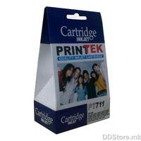Printtek PT711 Epson D78/DX4000/DX4050/DX4400/DX4450/DX5000/DX5050/DX600/DX8450/D92/D98/D120/DX6050/DX7000f/DX7400/DX7450/DX8400/
