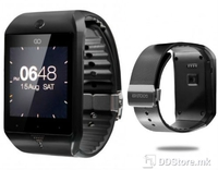 "GOCLEVER CHRONOS ECO 2 SmartWatch Black Touch 1.6"" w/BT/Fitness/Heart rate/Mobile APP"