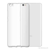 Case for Xiaomi Mi 5 Silicone Transparent