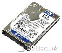 """HDD WD 2.5"""" 1TB 8MB SATA III, 5400 RPM, Scorpio blue"""