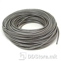 UTP Cable Cat6 305m Lanberg Solid Gray CCA
